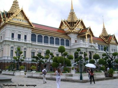 エメラルド寺院(王宮)2009年6月4日※世界同時不況直後