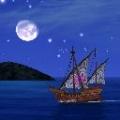 月の泪の見る夢