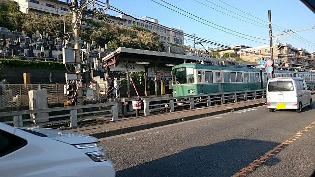 有名な江ノ島電鉄