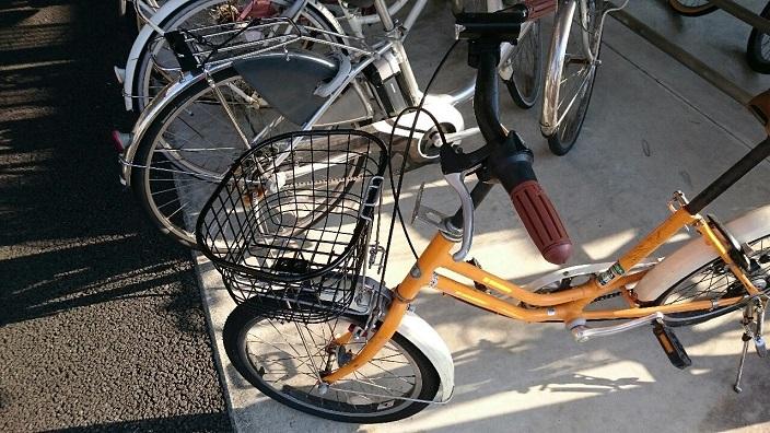 201706自転車修理②