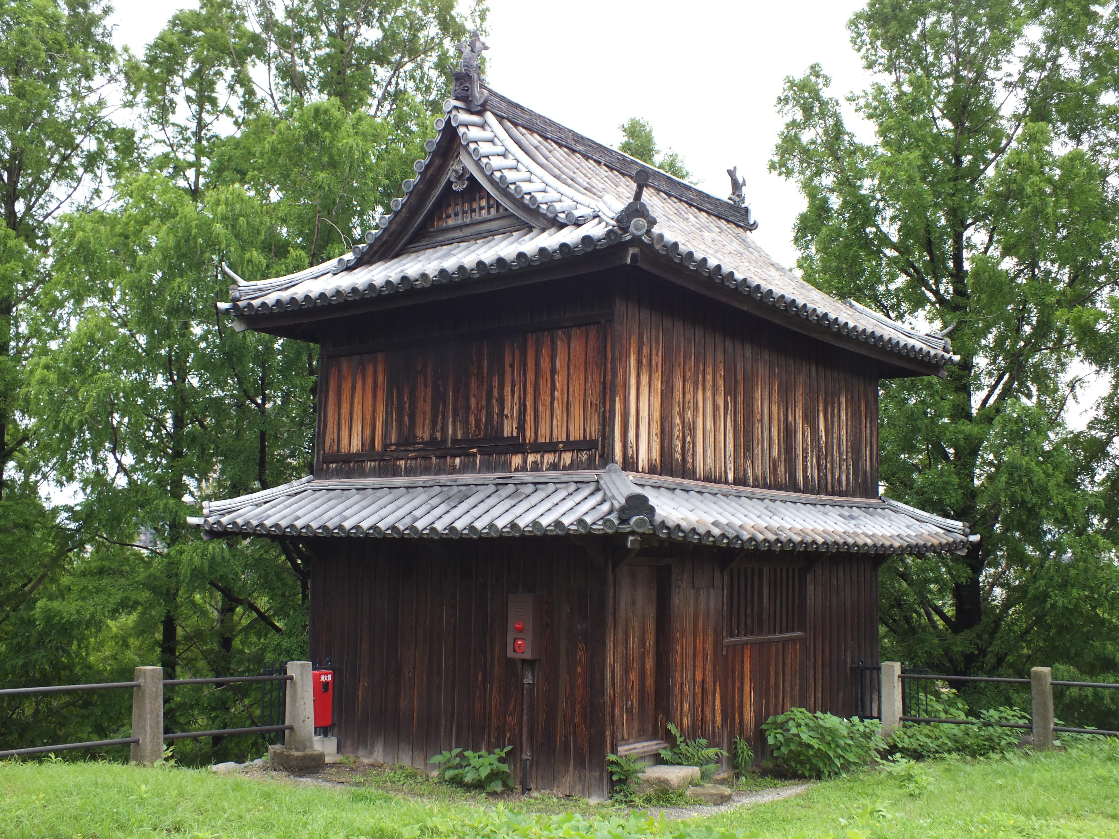 福岡城 現存櫓