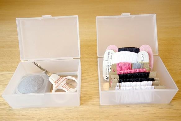 裁縫道具収納①