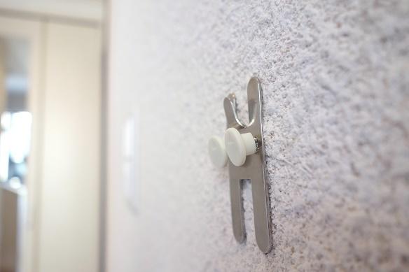 無印・壁に付けられる家具&石膏くぎ④