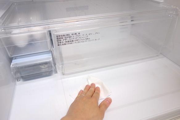 冷蔵庫・冷蔵室⑤