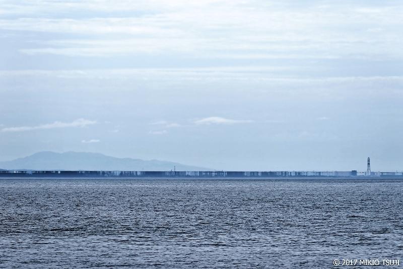絶景探しの旅 – 0212 魚津・富山湾の蜃気楼 海に浮き出るバーコードの壁 (富山県 魚津市)