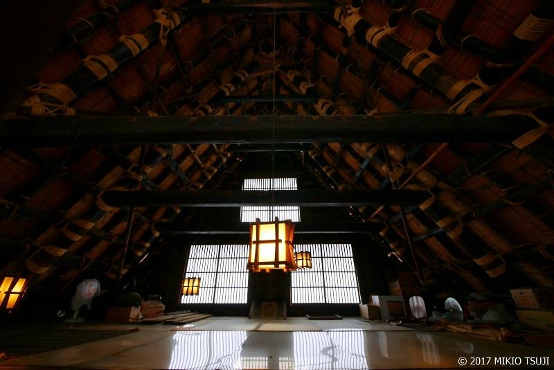 絶景探しの旅 - 0225 透き通る空気と静寂の合掌造りの空間 (岐阜県 白川村)