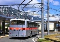 関電トンネル トローリーバス