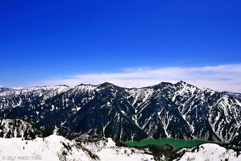 絶景探しの旅 - 0236 大観峰から垣間見る神々の空間 (立山黒部アルペンルート/富山県 立山町)