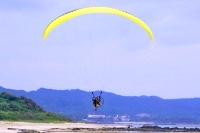 奄美大島パラグライダー