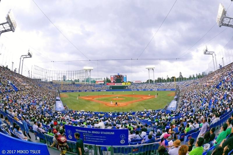 0260 明治神宮野球場 (東京都 新宿区)