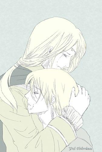 「エドヴァルド王とカイト」